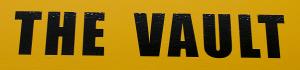 The Vault (sign)